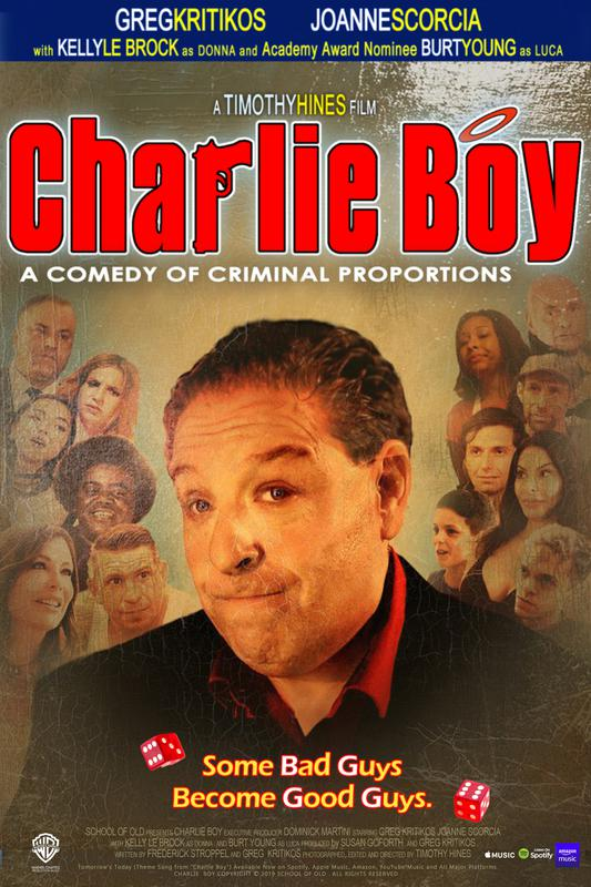 CHARLIE BOY MOVIE OFFICIAL SITE