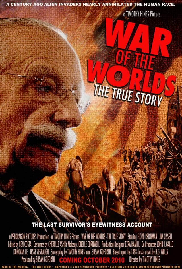 war of the worlds alien 1953. 2010 war of the worlds alien